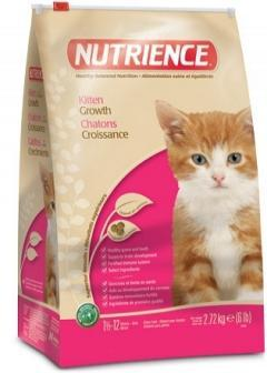 Nutrience Cat Food